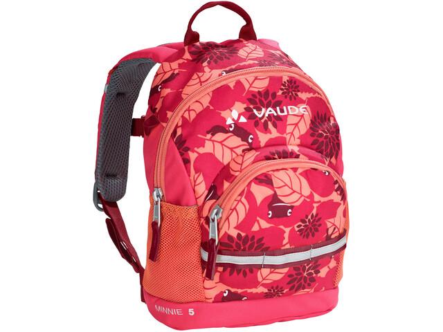 VAUDE Minnie 5 Backpack Kinder rosebay